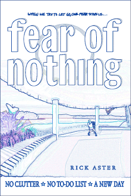 Fear of Nothing book cover